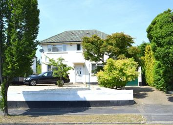 Thumbnail 4 bed detached house for sale in Empress Avenue, Farnborough