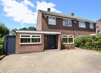 Thumbnail 4 bedroom semi-detached house for sale in Coles Hill, Hemel Hempstead