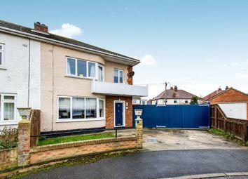 Thumbnail 5 bedroom semi-detached house for sale in Castleton Crescent, Skegness