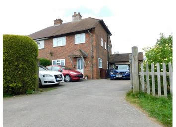 Thumbnail 3 bed semi-detached house for sale in Windmill Close, Heathfield