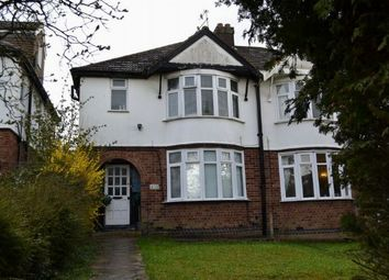 Thumbnail 3 bed semi-detached house for sale in Kettering Road, Spinney Hill, Northampton