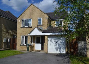 Thumbnail 4 bed detached house for sale in Siskin Drive, Bradford