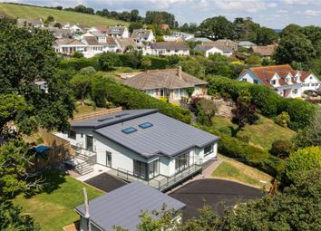 Thumbnail 4 bed detached bungalow for sale in Couchill Lane, Seaton, Devon
