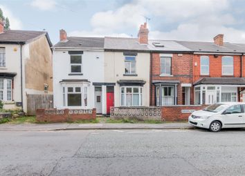 Thumbnail 3 bed terraced house for sale in Hordern Road, Whitmore Reans, Wolverhampton