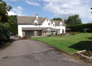 Thumbnail 5 bed equestrian property for sale in The Lodge, Gloucester Road, Bristol, Gloucestershire