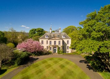 Thumbnail 10 bed country house for sale in Drylaw House, Drylaw