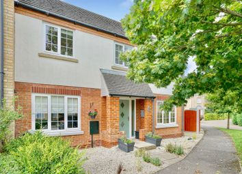 Foxglove Way, Ramsey St. Marys, Ramsey, Huntingdon PE26. 4 bed end terrace house for sale