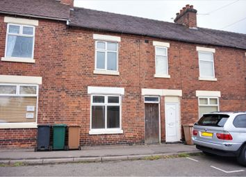 Thumbnail 2 bed terraced house to rent in Glebe Street, Swadlincote