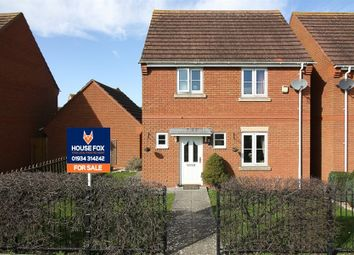 Thumbnail Detached house for sale in Gielgud Close, Burnham-On-Sea