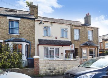 Thumbnail 3 bed terraced house for sale in Silver Road, Oxford