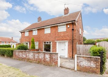 Thumbnail 2 bed semi-detached house for sale in Swarcliffe Drive East, Leeds, West Yorkshire