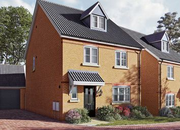 "5 bed detached house for sale in ""The Ripley"" at Cromwell Way, Royston SG8"