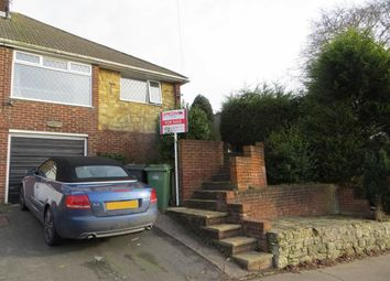 Thumbnail 2 bed semi-detached bungalow for sale in Frederick Road, Hastings, East Sussex