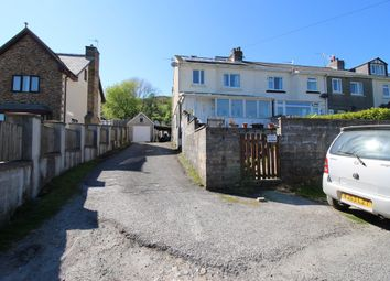 Thumbnail 4 bed end terrace house for sale in Montague Terrace, Lee Moor, Plymouth