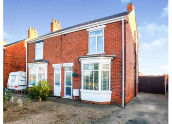 Thumbnail 3 bed semi-detached house for sale in Thornton Road, Goxhill