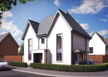 "Thumbnail 4 bed property for sale in ""The Sorrento"" at John Ruskin Road, Tadpole Garden Village, Swindon"