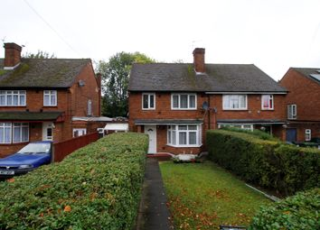 Thumbnail 3 bed semi-detached house for sale in North Western Avenue, Watford