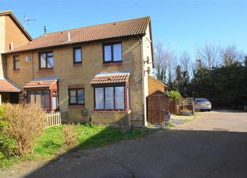 Thumbnail 1 bedroom terraced house for sale in Caversham Avenue, Shoeburyness, Southend-On-Sea
