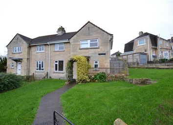 Thumbnail 4 bed semi-detached house for sale in East Way, Bath