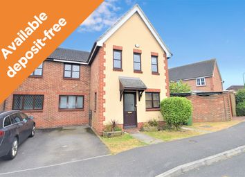 Thumbnail 3 bed semi-detached house to rent in Upmill Close, West End, Southampton