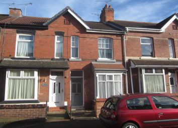 Thumbnail 2 bed terraced house for sale in Somerville Street, Crewe