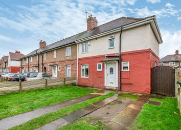 Thumbnail 4 bed end terrace house for sale in Essex Avenue, Intake, Doncaster, South Yorkshire