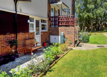 Thumbnail 2 bed flat for sale in Exmoor Drive, Worthing, West Sussex