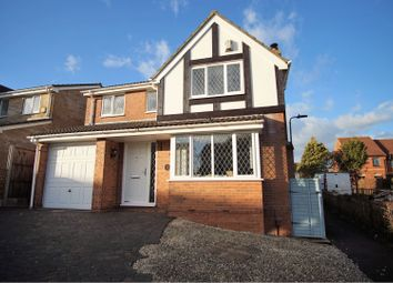 Thumbnail 4 bed detached house for sale in Ellan Hay Road, Bradley Stoke
