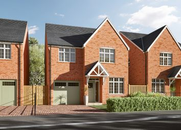 Thumbnail 1 bed semi-detached house for sale in The Henbury, Fieldfare Way, Sandbach, Cheshire