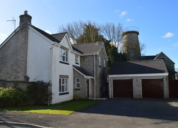 Thumbnail 4 bed detached house for sale in Clos Y Wiwer, Llantwit Major