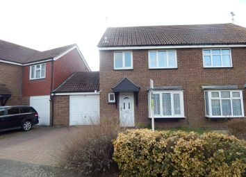 Thumbnail 3 bedroom semi-detached house to rent in Brotherton Avenue, Trimley St. Mary, Felixstowe