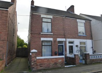 Thumbnail 3 bed terraced house for sale in Victoria Road, Scunthorpe