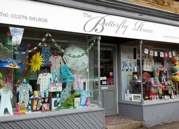 Thumbnail Retail premises for sale in Bingley Road, Saltaire
