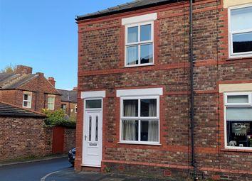 Thumbnail 2 bed end terrace house to rent in Roman Road, Stockton Heath, Warrington