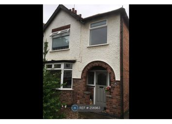 Thumbnail 3 bed semi-detached house to rent in Julian Road, Nottingham