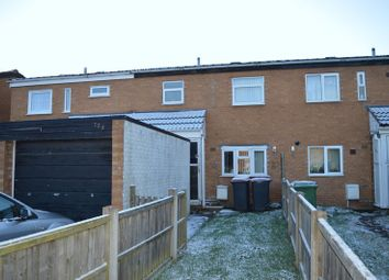 Thumbnail 3 bed terraced house for sale in Briarwood, Brookside, Telford, Shropshire.