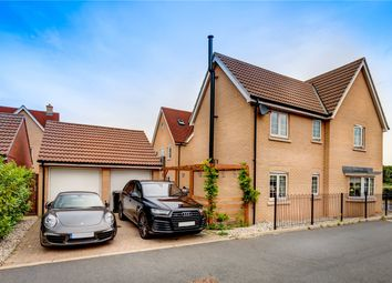 Thumbnail 4 bedroom detached house for sale in Hampton Road, Stansted