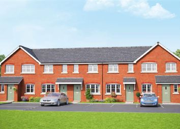 Thumbnail 2 bed town house for sale in The Oakley, Erddig Place, Wrexham