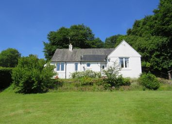 Thumbnail 3 bed detached bungalow for sale in Manse Road, Aberfoyle, Stirling