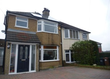 Thumbnail 3 bed semi-detached house for sale in Vivian Close, Watford