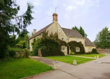 Thumbnail 4 bed detached house to rent in Bibury Road, Coln St. Aldwyns, Cirencester