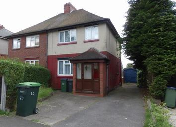 Thumbnail 3 bed semi-detached house for sale in Romsley Road, Oldbury, West Midlands