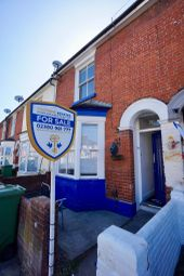 Thumbnail 4 bed terraced house for sale in Northbrook Road, Southampton