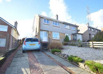Thumbnail 3 bed semi-detached house for sale in Herriot Avenue, Kilbirnie, North Ayrshire