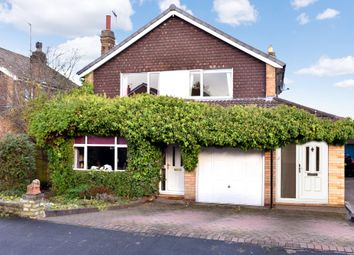 Thumbnail 3 bed detached house for sale in Grange Avenue, Spofforth, Harrogate