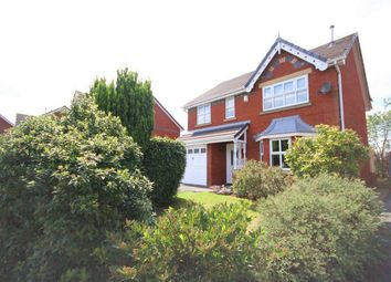 Thumbnail 4 bed detached house for sale in Banastre Drive, Newton-Le-Willows