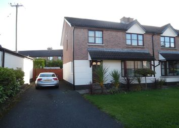 Thumbnail 4 bed semi-detached house to rent in Dunmurry Lodge, Dunmurry, Belfast