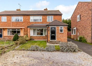 Thumbnail 3 bed semi-detached house for sale in Queenhythe Road, Jacob's Well, Guildford