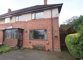 3 bed semi-detached house for sale in Fairless Avenue, Lightcliffe, Halifax HX3