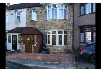 Thumbnail 4 bed terraced house to rent in Emmott Avenue, Ilford